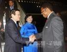 Chủ tịch nước Trương Tấn Sang thăm cấp Nhà nước Tanzania