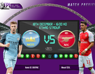 Man City - Arsenal: Trận cầu sáu điểm
