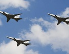 Clip 6 máy bay Tu-22M3 cùng dội bão lửa ở Syria