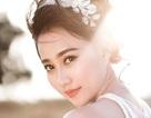 """""""Bạn gái"""" Sơn Tùng MTP cuốn hút trong bộ ảnh cô dâu một mình"""