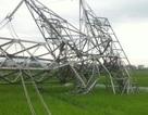 Bắc Giang: Đổ cột điện đường dây 500 KV