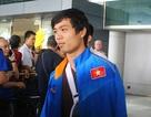 Công Phượng ra Hà Nội làm Visa đi Nhật Bản