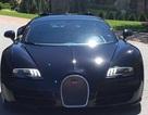 Cristiano Ronaldo khoe xe Bugatti Veyron mới mua
