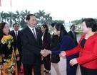 Tân Chủ tịch nước: Tình cảm của nhân dân là động lực để hoàn thành nhiệm vụ