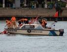 Đà Nẵng diễn tập cứu nạn trên sông Hàn sau vụ lật tàu