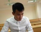 Công Vinh trúng tuyển đại học Luật Hà Nội