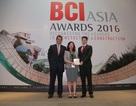 Vinh danh top 10 công ty chủ đầu tư hàng đầu tại BCI Asia Awards năm 2016