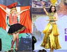Nữ sinh Ngoại giao đua sắc với trang phục truyền thống khắp 5 châu