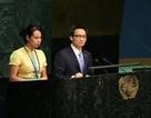 Chuyện của Thanh trên Diễn đàn Liên Hợp Quốc
