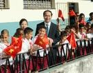 Chủ tịch nước Trần Đại Quang nhận phần thưởng cao quý nhất của Nhà nước Cuba