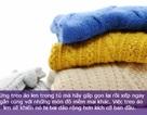 Mẹo giặt và bảo quản đồ len trong mùa đông