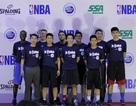 NBA huấn luyện bóng rổ miễn phí tại Hà Nội