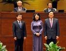Phó Chủ tịch nước đắc cử khoá mới, Chánh án TAND Tối cao nhậm chức