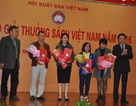 90 đầu sách đạt giải thưởng sách Việt Nam năm 2016