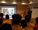 Cầu thủ U19 Việt Nam lặng người với hình ảnh lũ lụt miền Trung