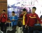 Đội tuyển Việt Nam có mặt tại Iran sau hành trình bay mệt mỏi