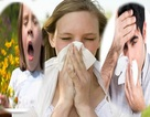 Trắc nghiệm về sự khác nhau giữa cảm lạnh và dị ứng