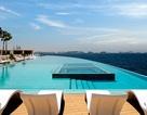 Ngắm bể bơi chỉ dành cho dân nhà giàu trong khách sạn xa xỉ nhất thế giới