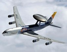 NATO dùng máy bay E-3 Sentry để giám sát hoạt động của Nga ở Syria