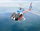 Máy bay trực thăng chở 3 người rơi ở Vũng Tàu