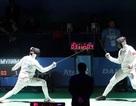Đấu kiếm Việt Nam xuất sắc giành 2 vé dự Olympic 2016