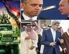 """""""Gameshow trung thực"""" của Mỹ hay âm mưu chia cắt Syria?"""