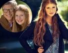 Con gái lớn của tỷ phú Bill Gates có nhan sắc gây bất ngờ
