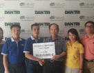 General Motors Việt Nam ủng hộ hơn 30 triệu đồng đến người dân miền Trung bị lũ lụt