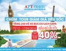 Hàng trăm tour siêu khuyến mại được bán tại Hội chợ Du lịch quốc tế 2016
