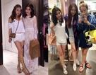 Cặp tiểu thư giàu có ở châu Á khoe cuộc sống sang chảnh trên Instagram