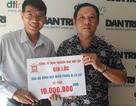 Công ty TNHH Thương mại xây lắp Gia Lộc ủng hộ 10 triệu đồng đến người dân miền Trung bị lũ lụt
