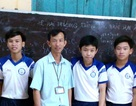 Người thầy dạy Toán nuôi ước mơ, hoài bão cho học trò Cù Lao Dung