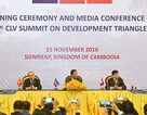 Campuchia-Lào-Việt Nam nhất trí kết nối 3 nền kinh tế