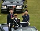 Tổng thống Park Geun-hye kêu gọi dân Triều Tiên bỏ trốn sang Hàn Quốc