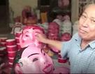 Làng ông Hảo - làng nghề lâu đời làm đồ chơi Trung thu truyền thống