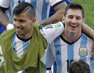 Messi trở lại đội tuyển Argentina đá vòng loại World Cup 2018