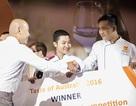 Học viên Hướng nghiệp Á Âu đạt giải Nhất cuộc thi Taste of Australia 2016