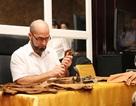 Độc đáo nghệ nhân cuốn Cigar từ Cuba - Cách thưởng thức siêu quý tộc