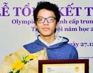 Bí quyết thi đỗ 3 trường chuyên của Quán quân Olympic tiếng Anh THPT