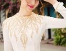 Hoa hậu Du lịch Ngọc Diễm duyên dáng trong tà áo dài