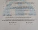 Học sinh lớp 1 phải ký cam kết ATGT: Sở GD-ĐT... trần tình