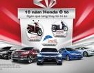 Tri ân khách hàng nhân 10 năm ra mắt chiếc ô tô Honda đầu tiên
