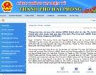 Thủ tướng phê chuẩn ông Lê Khắc Nam làm Phó Chủ tịch Hải Phòng