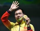 Xạ thủ Hoàng Xuân Vinh được bầu chọn là VĐV tiêu biểu năm 2016