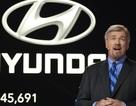 Hyundai Mỹ sa thải CEO vì doanh số thấp