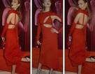 Dàn siêu mẫu hút hồn với váy đỏ rực