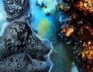 Iceland: Những dòng suối sôi sục giữa băng giá