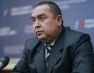 Lãnh đạo CH Lugansk tự xưng bị thương trong một vụ nổ lớn