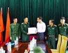Phó Chủ tịch UBND tỉnh Vũ Văn Diện kiểm tra tiến độ một số dự án tại đảo Trần và đảo Vĩnh Thực