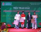 Chính thức khởi tranh giải Golf DongDo University Open Cup 2016